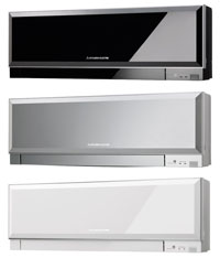 Кондиционер Mitsubishi Electric MSZ-EF25VE(B/S/W)